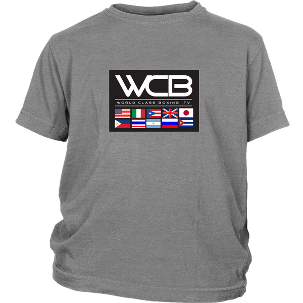 WCB Passport  S/S Youth Tee