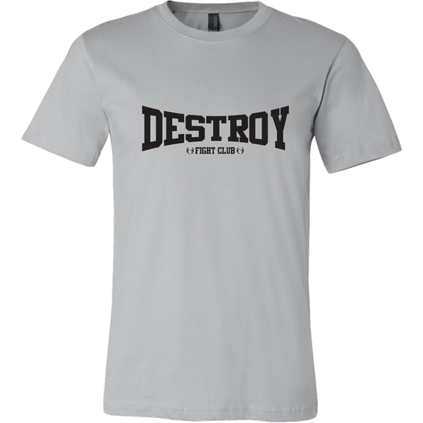 DESTROY Stretch S/S Tee Modern Fit Men's Tee