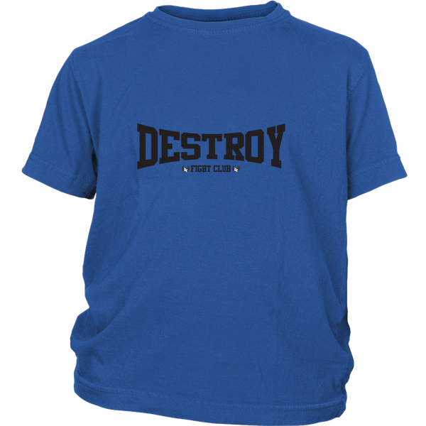 DESTROY Stretch Youth S/S Tee