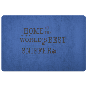 HOME OF THE WORLD'S BEST SNIFFER