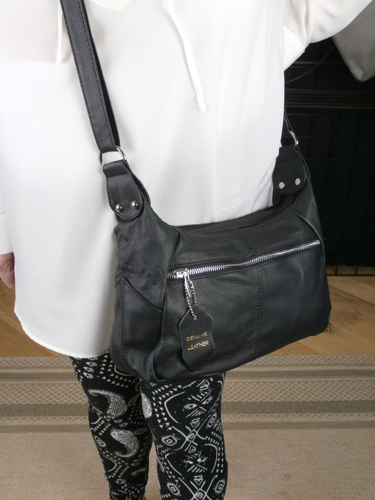 "Camille Conceals ""Cindy""Conceal Carry Cross-Body Purse"