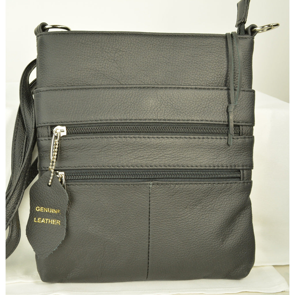 Camille Conceals Cosmo Black Concealed Carry Bag