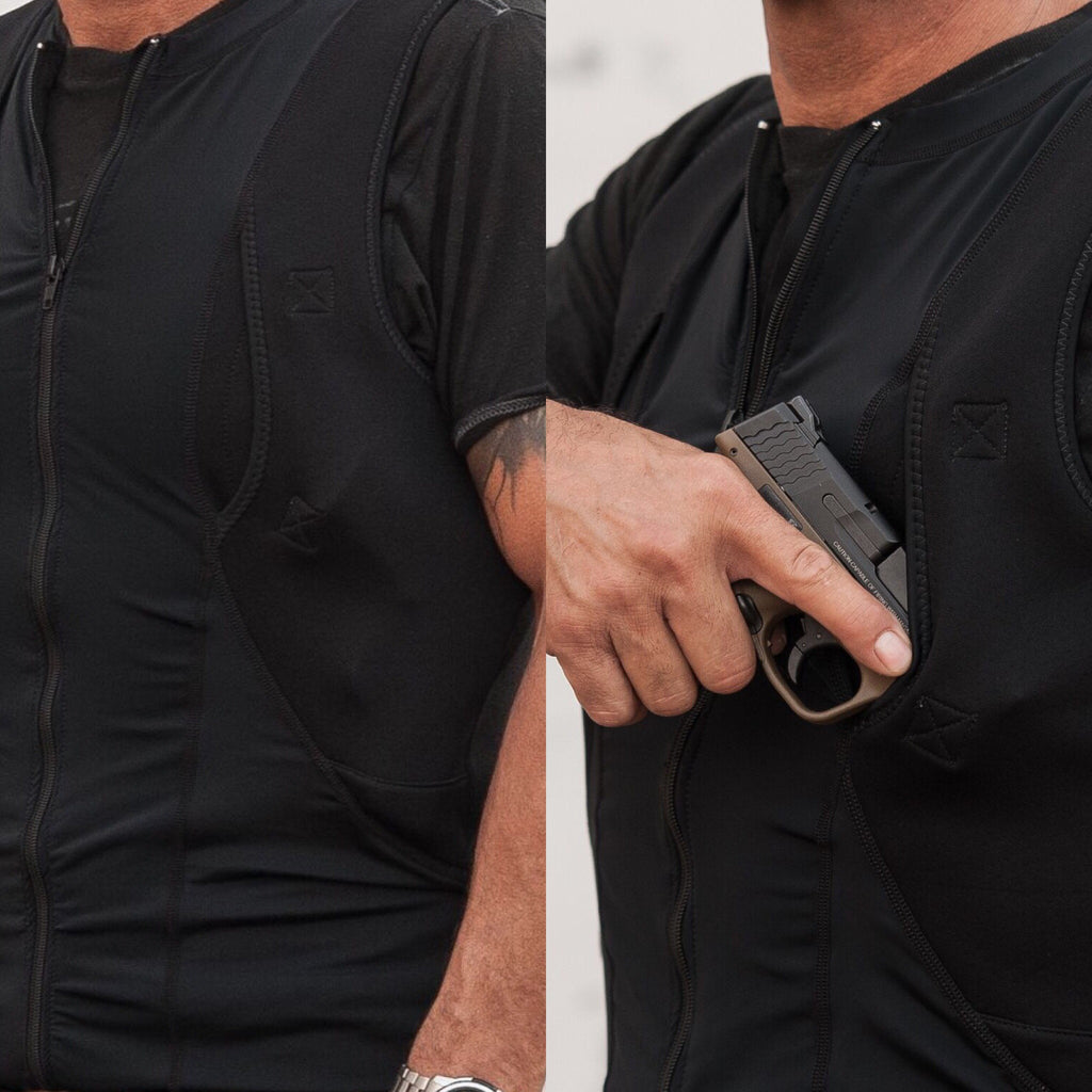 BodyGuard Concealed Carry Under Vest