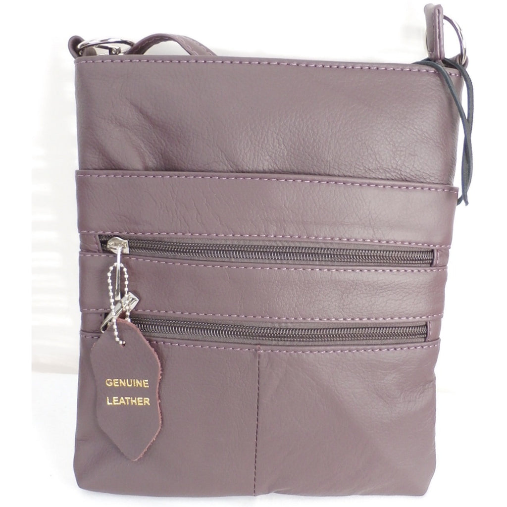 Camille Conceals Cosmo Purple Concealed Carry Bag