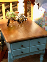 (NEW!) Charming Nautical/Farm-Style Nightstands
