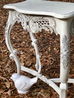 NEW! Ornate/Hollywood Regency Occasional Table(s)