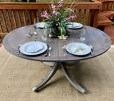 NEW! Urban Grays Driftwood Table