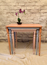 Tri-Color Nesting Tables