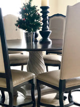 Upscale Coastal/Farmhouse Chic Dining