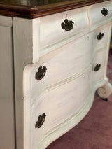 Farmhouse Chic Petite Empire Dresser