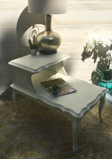 White French Country Side Tables