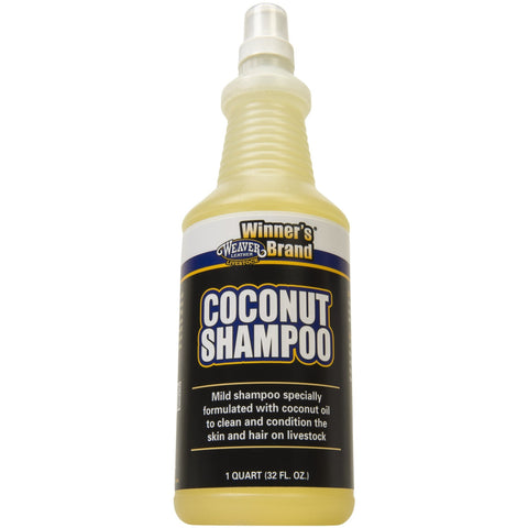 Coconut Shampoo-Weaver Leather Livestock-Ludlow Livestock Supply