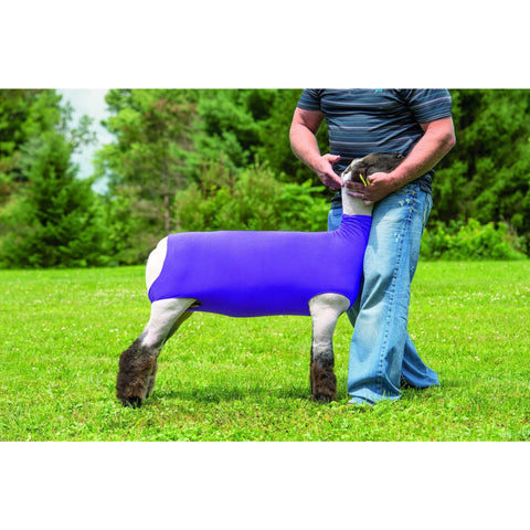 Cotton Lamb Tubes-Weaver Leather Livestock-Ludlow Livestock Supply