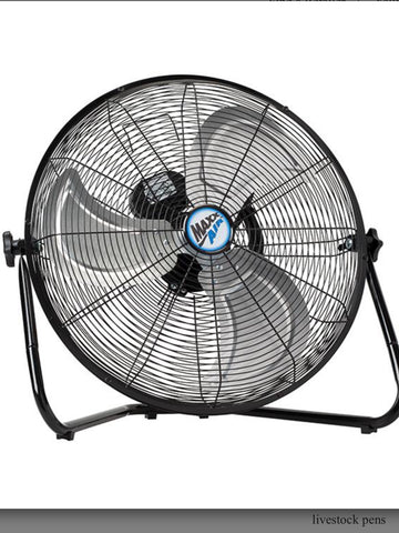 Maxx Air™ 3-Speed Floor Fan