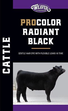 Pro Color Radiant Black Dye