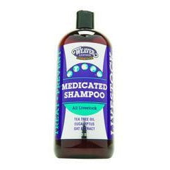Medicated Shapoo-Weaver Leather Livestock-Ludlow Livestock Supply