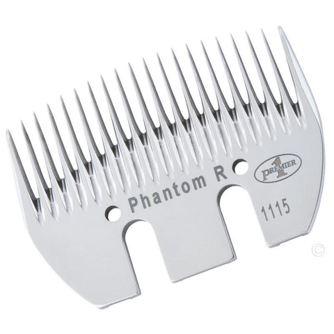 PhantomR 20 Tooth Comb-Premier 1 Supplies-Ludlow Livestock Supply