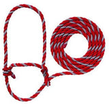 Rope Halters Assorted Colors-Weaver Leather Livestock-Ludlow Livestock Supply