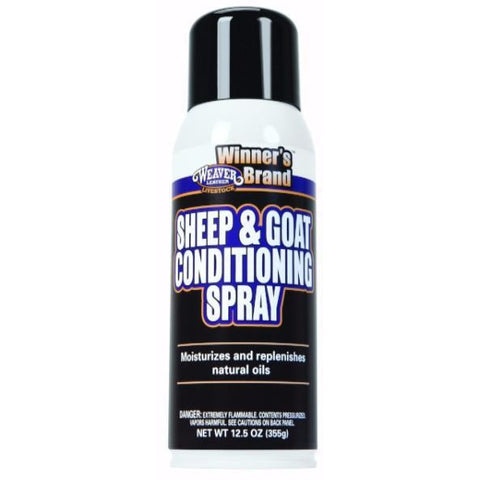 Sheep and Goat Conditioning Spray-Weaver Leather Livestock-Ludlow Livestock Supply