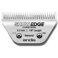 ShowEdge General Blade-Weaver Leather Livestock-Ludlow Livestock Supply