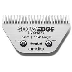 ShowEdge Surgical Blade-Weaver Leather Livestock-Ludlow Livestock Supply