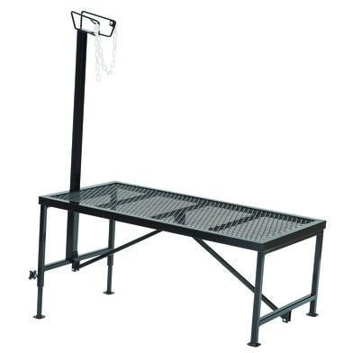 Steel Trimming Stand-Weaver Leather Livestock-Ludlow Livestock Supply