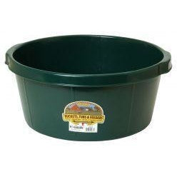 Tub 6.5 Gal Plastic-Miller Mfg-Ludlow Livestock Supply
