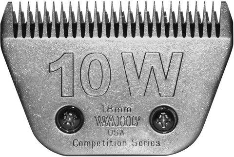 Wahl Competition 10 Wide Blade-Ludlow Livestock Supply-Ludlow Livestock Supply