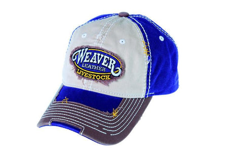 Weaver Leather Livestock Caps-Weaver Leather Livestock-Ludlow Livestock Supply