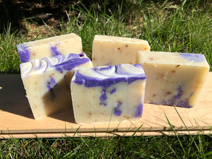 5 Pack - Lavender Rosemary Soap