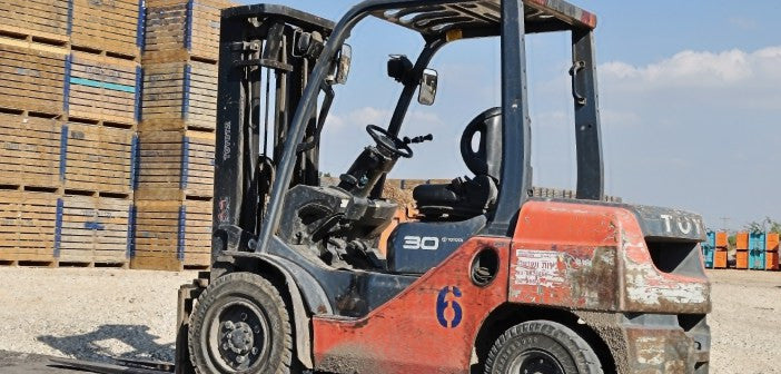 What to Do With an Old Forklift | Toyota Used Forklifts