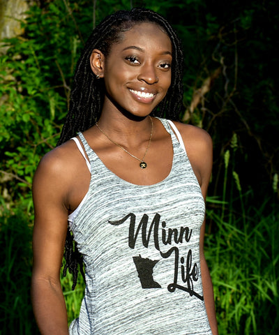 MinnLife Heather Tank