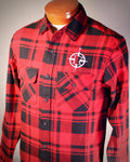 Star Of The North Flannel Shirt
