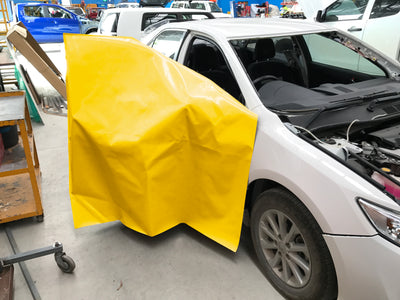 Car Door Cover