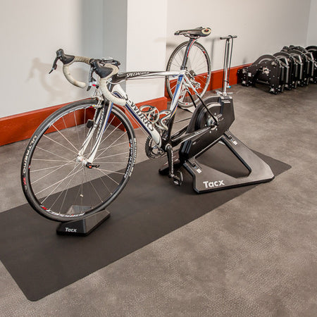 Bike Trainer Sweat Mat