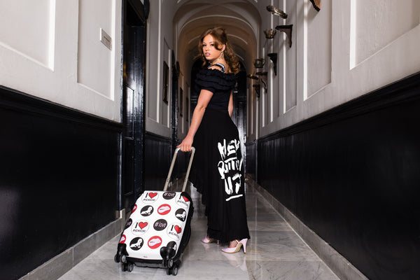 Callisto luggage trolley is sold out! #OMG
