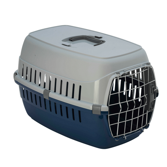 Pet Carrier w/ Metal Door | Moderna 'Roadrunner'