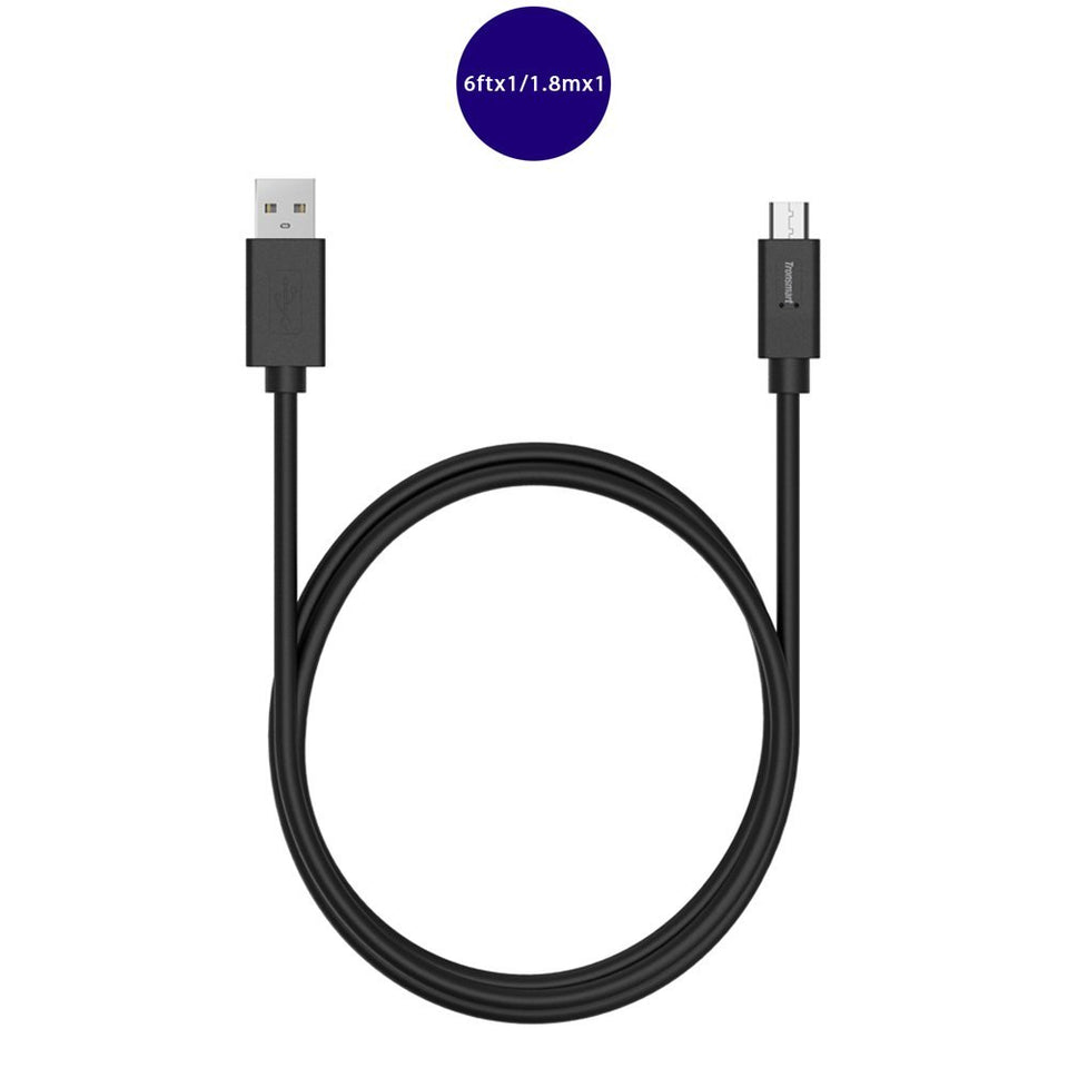 Tronsmart USB-C to USB-A Cable 6ft Quick Charge Ready CC05