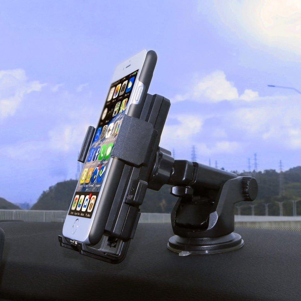 Car Mount Holder QI Wireless Charger QI Wireless Receiver