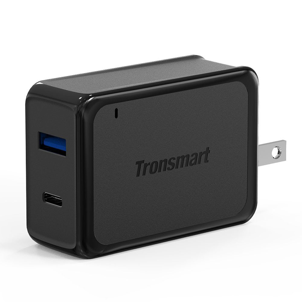 Tronsmart Charger w/ Type-C 5v/3A & Quick Charge 3.0 W2PTU