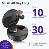 Tronsmart Apollo Bold ANC TWS Bluetooth earphones Active Noise Cancelling IPX45 Waterproof 30 hr