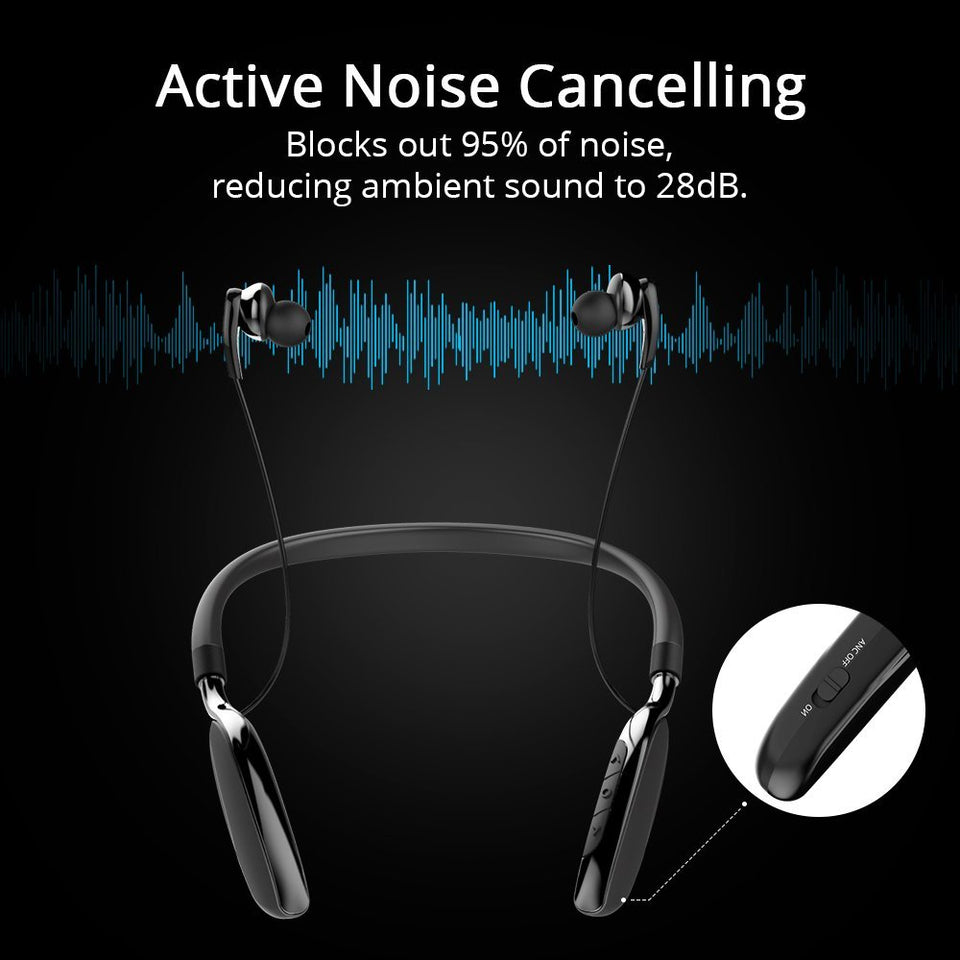 Tronsmart Encore S4 Active Noise Cancelling Bluetooth Earphones