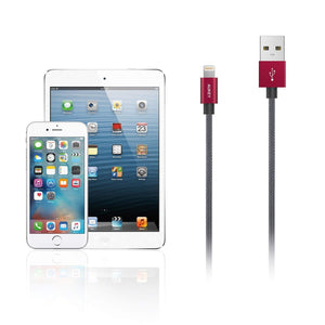AUKEY 3.3ft Apple MFI Lightning Cable for iPhone CB-D24