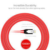 Tronsmart LEP012 4ft iphone Lightning Cable Double Braided