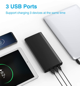 Technoamp 25000mAh 100W PD 3.0 PPS USB Type C Power Bank w/ 2 Ports QC 3.0 Power Delivery PBTC25