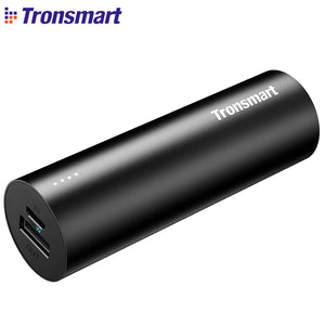 Tronsmart Bolt PB5B 10W Premium Portable 5000mAh Powerbank Black