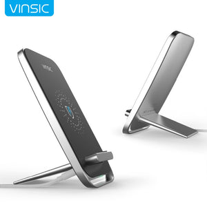 Vinsic Fantasy V6 QI Wireless Charger Stand 3 Coils VSCW106
