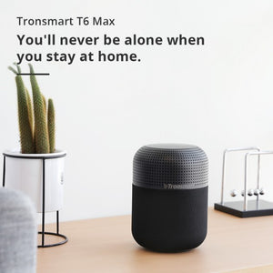 Tronsmart Element T6 Max 60W Bluetooth 5.0 NFC Speaker SoundPulse™ 20 Hours Playtime Siri Google Assistant Cortana USB-C Fast Charge