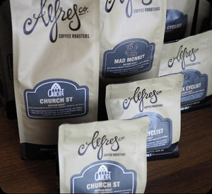 Alfresco Coffee Blends Collection Icon