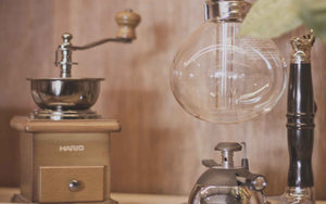 Various Coffee Brewing Gear from the Alfresco Coffee Shop